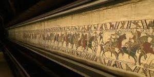 LaTapisserie de Bayeux ou Telle du Conquest