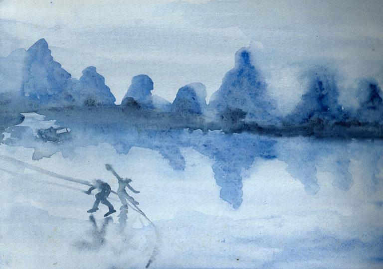 Les-patineurs-sur-glace