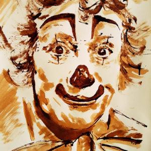 Clown inquiétant 13