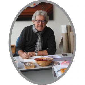 Médaillon Michel SCHWEBEL